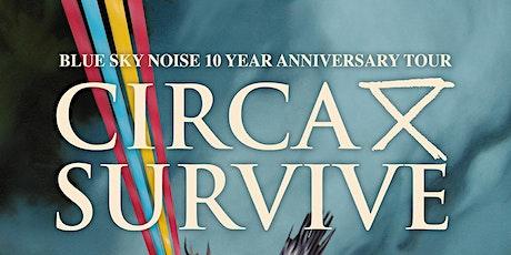 Circa Survive: Blue Sky Noise 10 Year Anniversary Tour