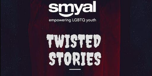 SMYAL Halloween Party: Twisted Stories