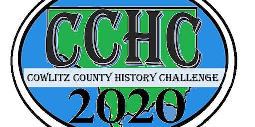 Cowlitz County History Challenge - 2020
