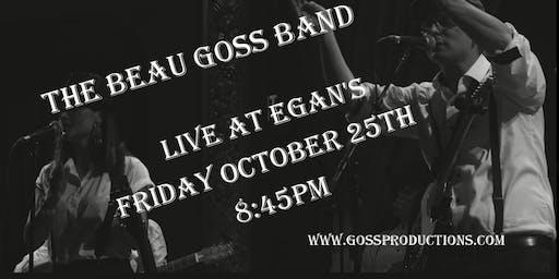 The Beau Goss Band - A Parisian Night