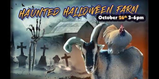 Haunted Halloween Farm