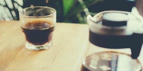 SPECIALTY COFFEE BREWING WORKSHOP- 'CAUSECOFFEELAB tickets