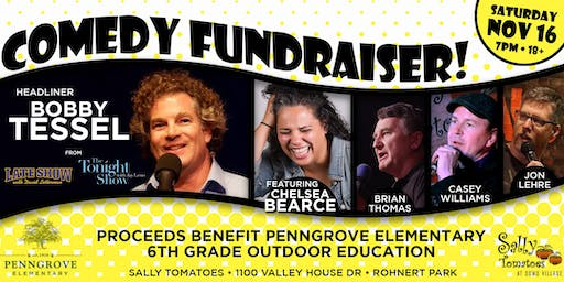 Penngrove Elementary Comedy FUNdraiser