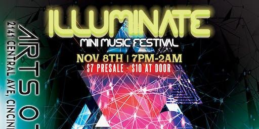 Cvlture Crew Presents: Illuminate - Mini Music & Arts Festival