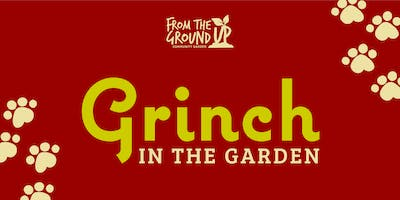 Grinch In The Garden