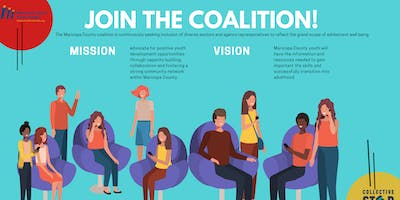 Collective STEP for Youth Coalition Meeting