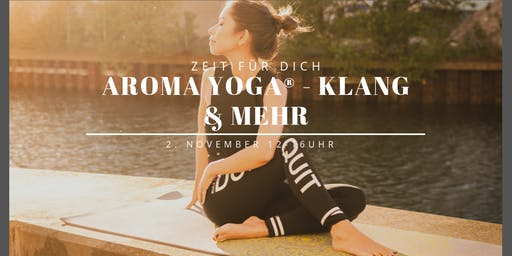 Aroma Yoga® und Klang Workshop zum Young Living Day