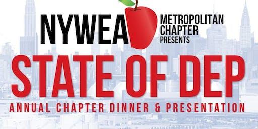 NYWEA Metropolitan Chapter 2019 State of the DEP Dinner