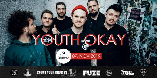 Youth Okay •  Alternative Rock / Brass FX aus München.