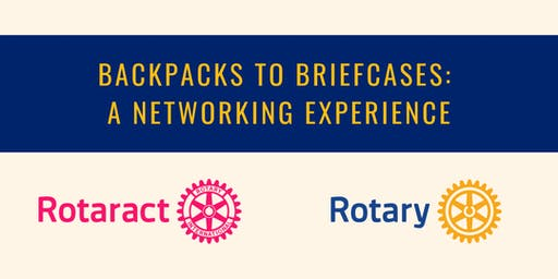 Backpacks to Briefcases: WLU Rotaract Networking Experience