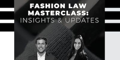 FASHION LAW: INSIGHTS & UPDATES