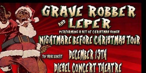 Grave Robber w/sg Leper