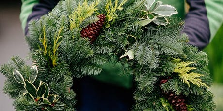 Make Your Own Holiday Wreath tickets