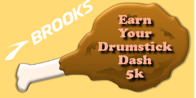 Earn Your Drumstick Dash 5K