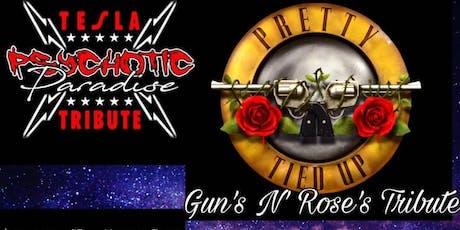 Ultimate Tribute Fest - GN'R, Tesla, Alice In Chai tickets