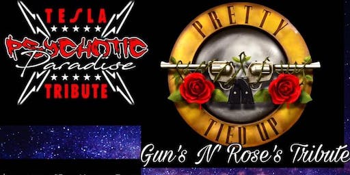 Ultimate Tribute Fest - GN'R, Tesla, Alice In Chains & more!