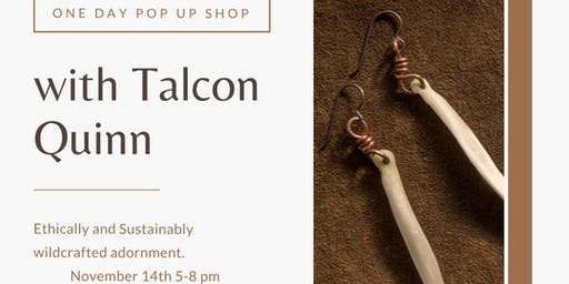PopUp Sale with Talcon-Quinn