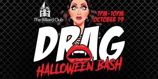FREE !!! Halloween  Drag Show!