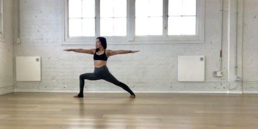 Vinyasa Yoga Level 1 with Ewa Bigio