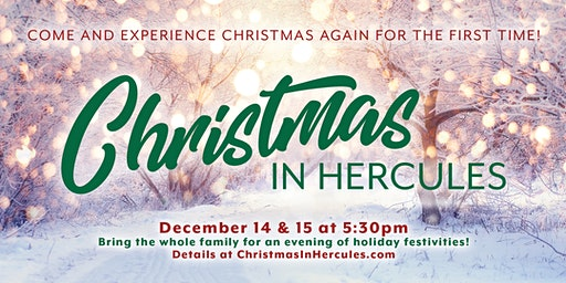 Christmas In Hercules 2019