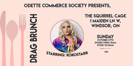 Drag Brunch Fall 2019 tickets