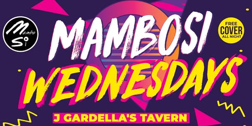 MAMBOSI WEDNESDAYS