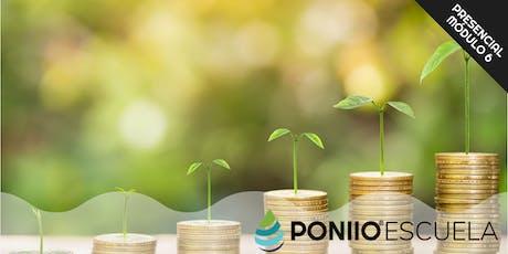 Módulo 6: Rentabilidad y Financiamiento entradas