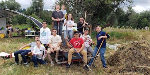 21 Acres Saturday Volunteer Work Parties