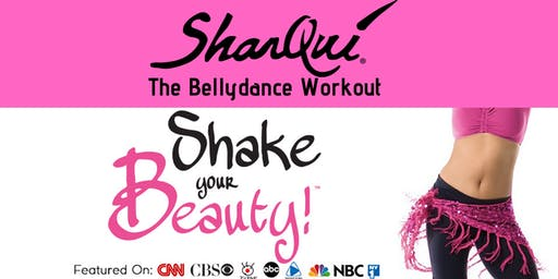 SharQui® The Belly Dance Workout-Fall Session with Erica Preston