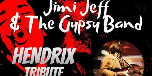 Jimi Jeff and The Gypsy Band