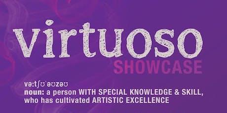Virtuoso Graphic Design Showcase 2019 tickets