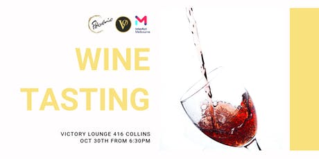 Wine Wednesday with InterAct Melbourne & Petronio Wines tickets
