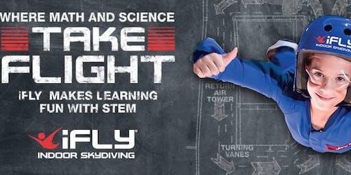 iFLY Denver Home School  STEM Program