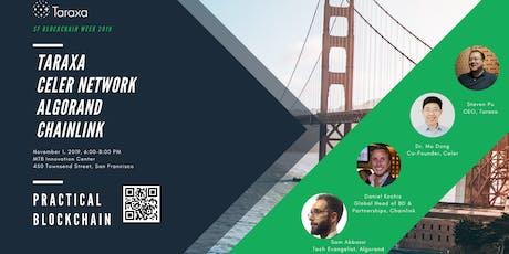Practical Blockchain Meetup in San Francisco (IoT/Blockchain) tickets