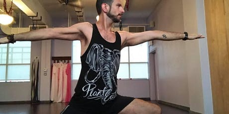 Rainbow Flow: A Vinyasa Yoga Community Class for Gay/Queer/Bisexual Men tickets