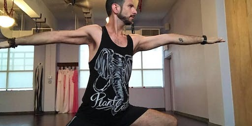 Rainbow Flow: A Vinyasa Yoga Community Class for Gay/Queer/Bisexual Men