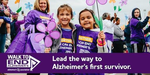 Chico Walk To End Alzheimer's Thank You Celebration