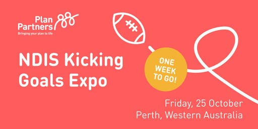 NDIS Kicking Goals Expo (Perth)