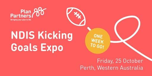 NDIS Kicking Goals Expo (Perth)