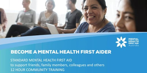 Mental Health First Aid (Standard)