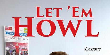 Book Launch: Let 'Em Howl by Pat Sorbara tickets