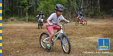 Beginner junior mountain bike skills tickets