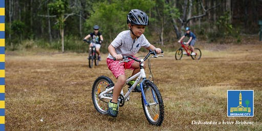 Learn to ride a mountain bike (junior)