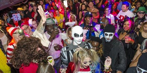 IE HALLOWEEN COSTUME PARTY