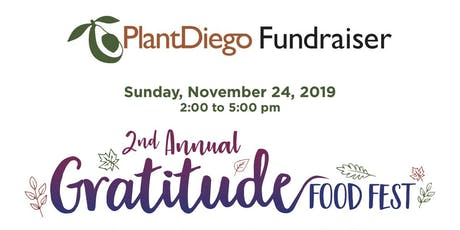 Gratitude Food Fest 2019 tickets