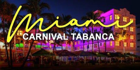 MIX Saturdays :: Miami Carnival Tabanca tickets