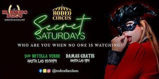 Secret Saturday's