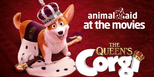 Animal Aid at the movies - The Queen's Corgie