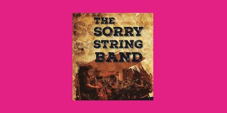 THE SORRY STRING BAND (Gasteiz) entradas