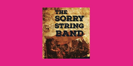 THE SORRY STRING BAND (Gasteiz) entradas